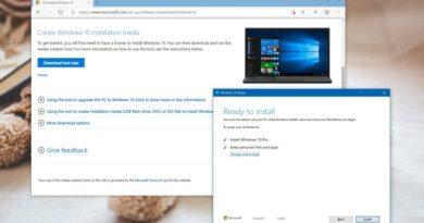 Checa las nuevas actualizaciones que traerá Windows 10 versión 1903